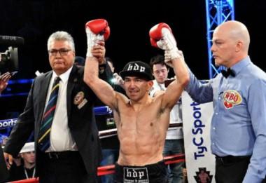 """El """"Huracán"""" tendrá una chance para terminar de meterse en la historia grande del boxeo argentino."""