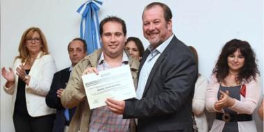 """Ángel Sierra aseguró que se vienen """"tiempos duros"""", pero que trabajarán en conjunto y con consensos."""
