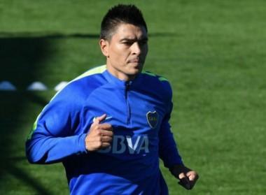 Goltz regresó a los entrenamientos y será titular contra Belgrano.