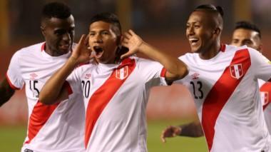 Perú jugará el Repechaje ante Nueva Zelanda el 11 y 15 de noviembre.