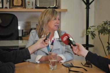 Rossana Artero y su insistencia.