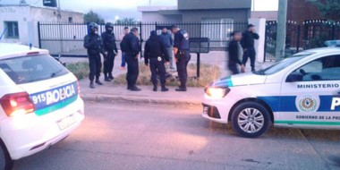 El precoz delincuente tiene 17 años de edad y había atacado a una abuela de 77 años en plena vía pública.