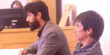 Eulogio  Muñoz agredió a su pariente Sabino Muñoz, quién falleció. La hija de la víctima aceptó el acuerdo.