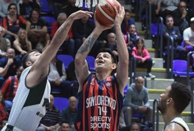 San Lorenzo volvió a demoler a Ferro y cerró invicto: 94-71.