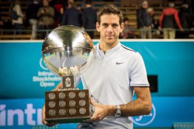 Del Potro ganó el ATP de Estocolmo. Llegó a su 20mo. título. Está cerca del Máster. Jugará en Basilea (500) y París (1000). Se define ahí.
