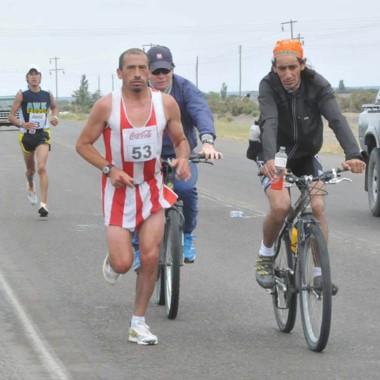 Omar Cretton, uno de los legendarios atletas que tiene la región.