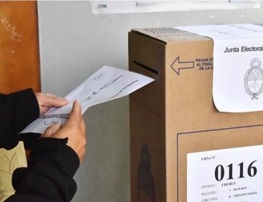 Justificados. Más de 7 mil electores justificaron su no voto.