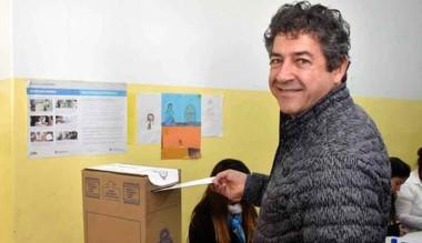 Daniel Laudonio se entusiasmó con el resultado en las urnas.