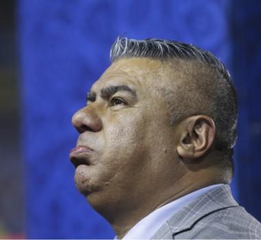 Claudio Tapia, presidente de la AFA, llegó al cargo que ocupa por los votos del interior profundo del país.