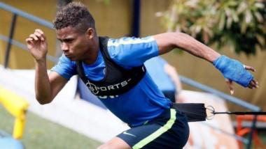 "Barrios expresó que está ""para jugar"" ante Belgrano."