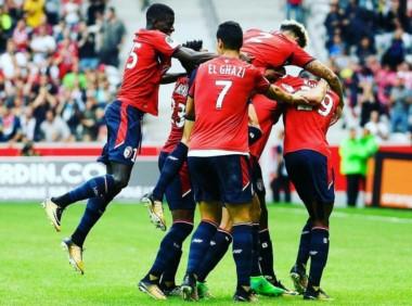 Lille de Loco Bielsa avanzó por penales en la Copa de Francia.
