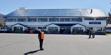 A la espera. Mañana puede haber novedades fuertes para la mejora de la estación aérea cordillerana.