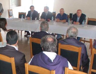 Ayer se dio la presentación del programa portuario en Puerto Madryn.