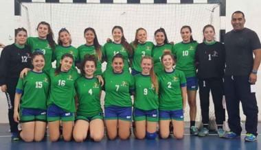 El equipo femenino de Chubut sufrió derrotas con Atlántica y FeMeBal.