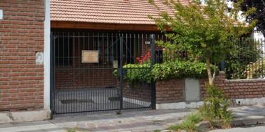 La vivienda donde vive la mujer de 90 años se encuentra sobre la calle Paraguay. En ese lugar fue el robo.