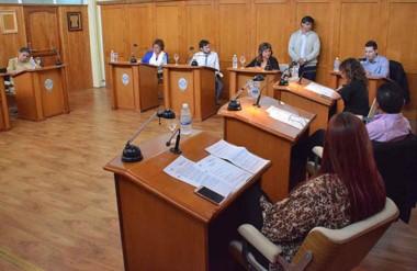 Ayer en la Banca del Vecino se pidió a los concejales una excepción para 40 familias que buscan su vivienda.