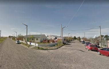 En el barrio norte desvalijaron una casa y un testigo aseguró que fueron menores (imagen google maps)