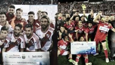 River y Morón se medirán el 12 de noviembre en Mendoza en busca de la final de la Copa Argentina.