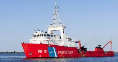 Los buques Austral y Puerto Deseado, pertenecientes al CONICET fueron destinados a la tarea.