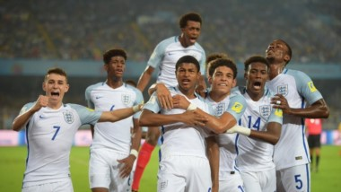 Inglaterra se consagró campeón de la Copa del Mundo Sub 17. Lo perdían 2-0 y lo remontaron 5-2 ante España.