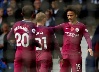 Manchester City llegó a 18 victorias consecutivas en la Premier League inglesa.
