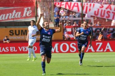 Unión le ganó a Godoy Cruz y es escolta de Boca en la Superliga.
