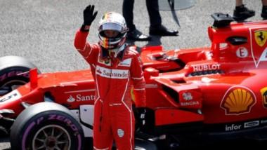 Pole y récord de circuito para Sebastian Vettel en México.