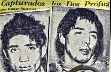 Jones Vera y García Ortiz, los chilenos que asesinaron a Urrutia.
