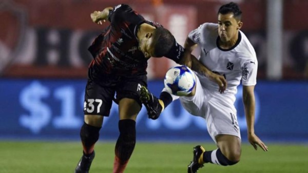 n el Libertadores de América, Independiente no pudo ante Patronato y rescato sólo un empate por 1-1.