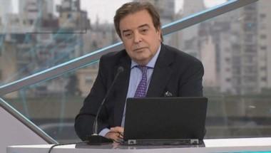 Falleció el periodista Edgardo Antoñana, conductor de los noticieros del fin de semana de Todo Noticias.