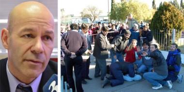 Omar Rodríguez. Se opuso. El sangriento atraco al cajero sucedió el 15 de junio del 2007.