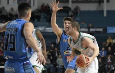 Bahía Basket se quedó sobre el final y perdió otra vez ante Gimnasia de Comodoro Rivadavia.