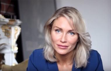 Ekaterina tiene un aire a la archiconocida actriz Cameron Díaz.