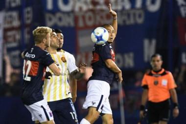 Central levantó y se lo empató a Tigre, pero sigue sin ganar en la Superliga
