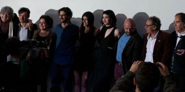 El MAFICI 2016. El actor Lito Cruz inauguró la noche de la alfombra roja del  año pasado.