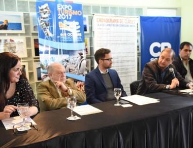 El intendente Linares valoró la continuidad de la Expo.