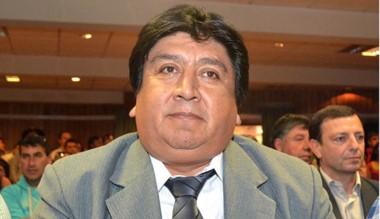 José de San Martín. Rubén Calpanchay en problemas con los números.