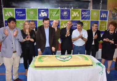 Maderna presidió festejos del aniversario de Trelew.