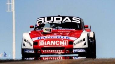 Bonelli se quedó con la pole del TC en el óvalo de Rafaela.