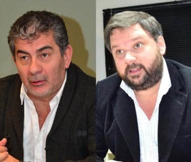 """Taboada trabajo junto a Moyano. Igón planteó """"ola privatizadora""""."""