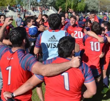 El equipo rionegrino hizo la diferencia en el primer tiempo para quedarse con el título del torneo Regional.