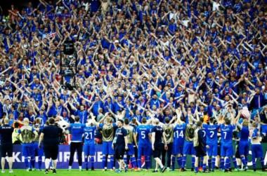 Histórico: Islandia clasificó por primera vez a un Mundial y estará en Rusia 2018.