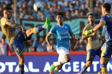 En cancha de Unión de Santa Fe, Atlanta dio la sorpresa ante Belgrano.