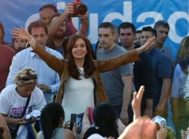 Cristina aseguró que el Presidente desearía que todos los integrantes de la lista negra
