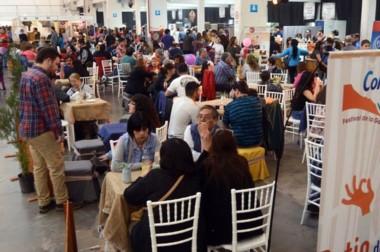 Gran marco de público tuvo la Expo durante las tres jornadas de la Expo Turismo.