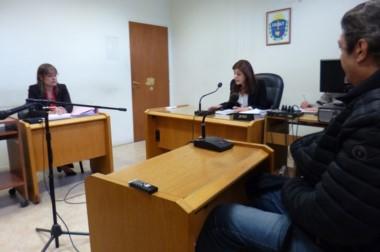 La jueza Raquel Tassello consideró como agravante que tras el impacto, Luis Moreno huyó del lugar.