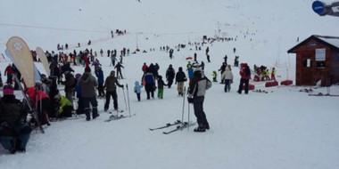 La temporada invernal registró ventas superiores a los 35.000 pases para acceder a las pistas de esquí.