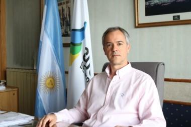 Fabián Gómez Lozano, titular de la Cooperativa Eléctrica.