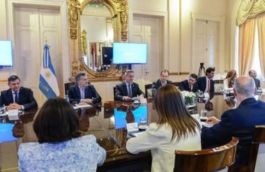 Mesa de negociación. Para Celso Pontet la provincia deberá acoplarse a los cambios que propone Nación.