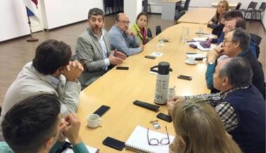 En el encuentro participaron directivos del ISSYS.
